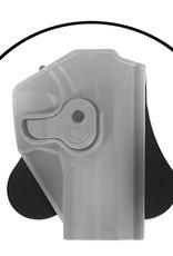 Amomax Amomax Black Speed Release Glock Holster  - FDE
