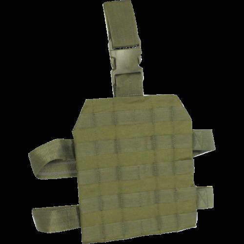 Viper Tactical Elite Dropleg Platform - Green