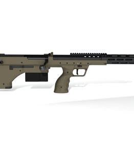 Silverback Desert Tech SRS A2 Covert, 16'' Barrel - FDE
