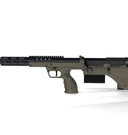 Silverback Desert Tech SRS A2 Covert, 16'' Barrel - FDE, Left Handed