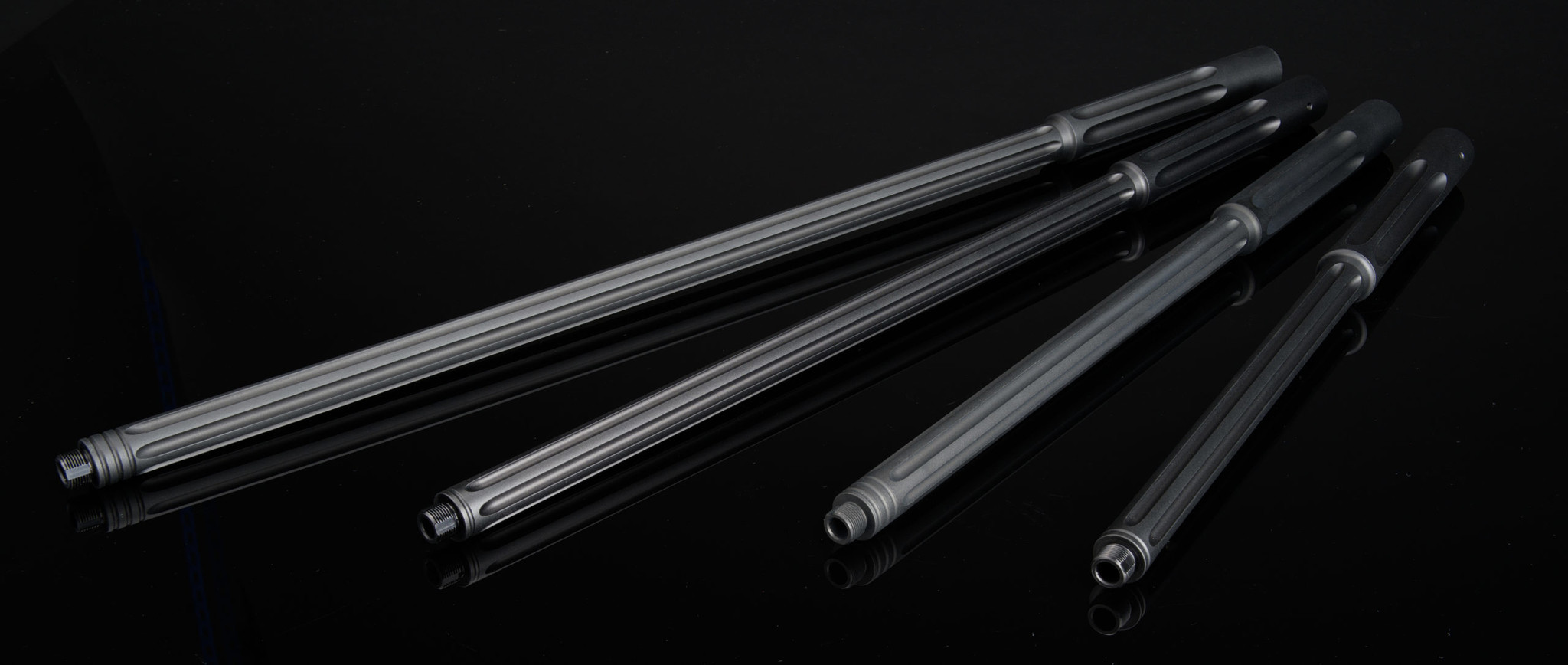 Silverback SRS 26 Inches Full Fluted Barrel