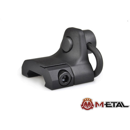 M-ETAL Hand-Stop With QD Sling Swivel