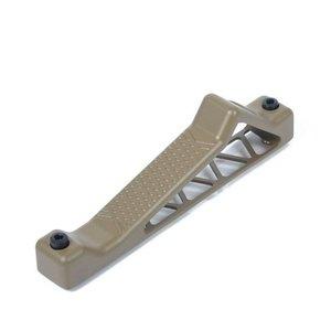 M-ETAL Aluminum Angle Grip For KM System Rail DE