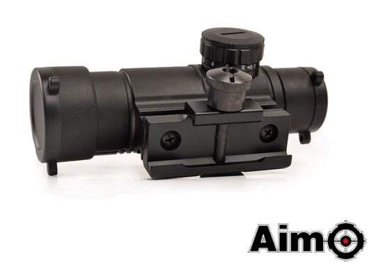 Aim-O M4 Red/Green Dot With Laser