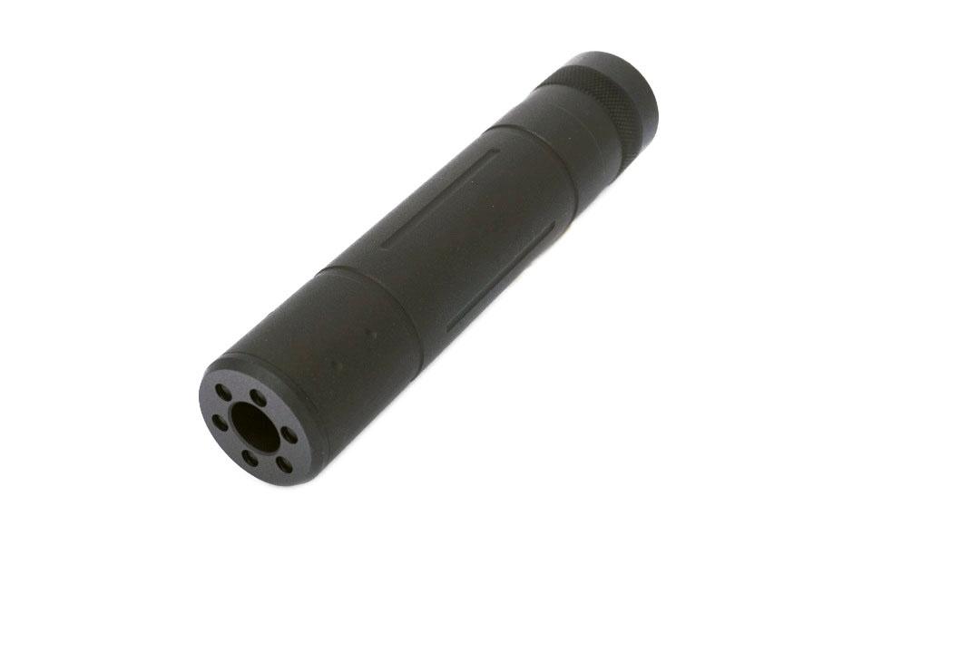 M-ETAL 195x30mm D Type Dummy Sound Suppressor