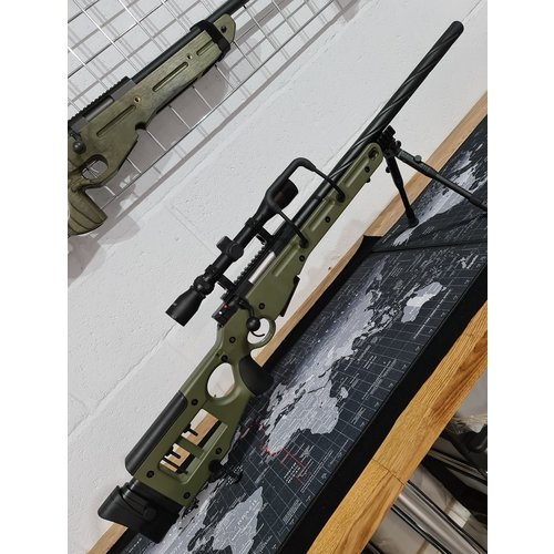 WELL SV-98 / MB4420D Sniper Rifle Set Well