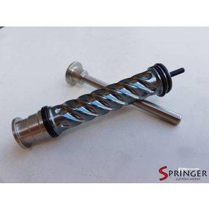 Springer Custom works SCW 90° VSR Piston and 9mm Spring guide