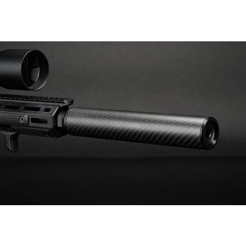 Silverback Carbon Suppressor Long (14mm CCW)