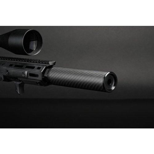 Silverback Carbon Suppressor Short (24mm CW)