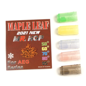 Maple Leaf MR HOP SILICON AEG Bucking 60° (Yellow)
