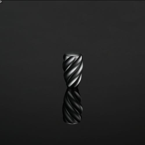 Silverback Twisted Bolt Knob