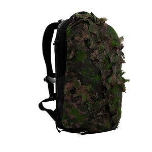 STALKER Leaf Suit Backpack Cover - Taiga