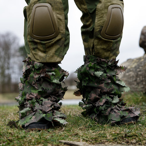 STALKER Leaf Suit Gaiters - Taiga
