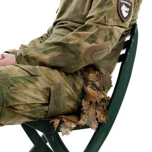 STALKER Portable Seat Cushion - Brown