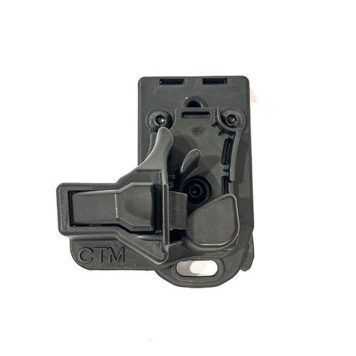 CTM Glock High Speed Holster - Black