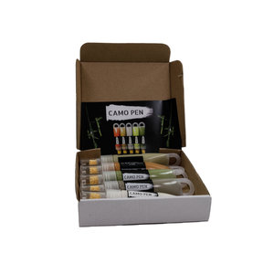 Camo-Pen 5 Pack Brown Oak Colors