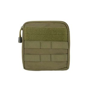 8fields Zippered Molle Pouch – Olive Drab