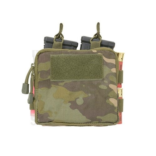 8fields Double Rifle  MAG/MID GP Pouch - MT