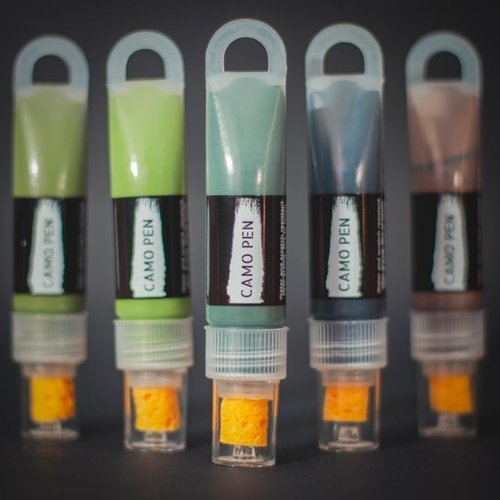 Camo-Pen 5 Pack Atacs FG Colors