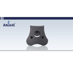 Amomax Paddle Black