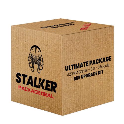 STALKER Ultimate SRS Upgrade Kit (420MM Barrel 3.0-3.5 Joule)