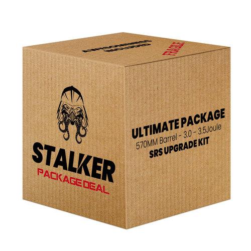 STALKER Ultimate SRS Upgrade Kit (570MM Barrel 3.0-3.5 Joule)