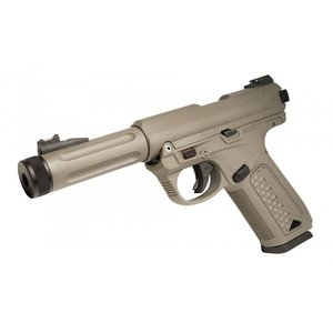 Action Army AAP01 GBB Full Auto / Semi Auto - FDE