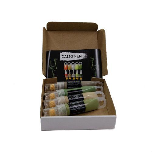Camo-Pen 4 Pack Alder Colors