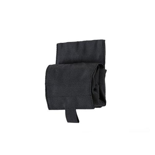 8fields Collapsible Dump Pouch - Black