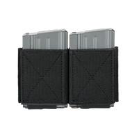 Plate Carrier Double AR-10/SR25 Mag Insert - Black