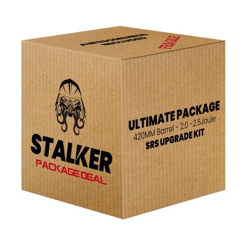 STALKER Ultimate SRS Upgrade Kit (420MM Barrel 2.0-2.5 Joule)