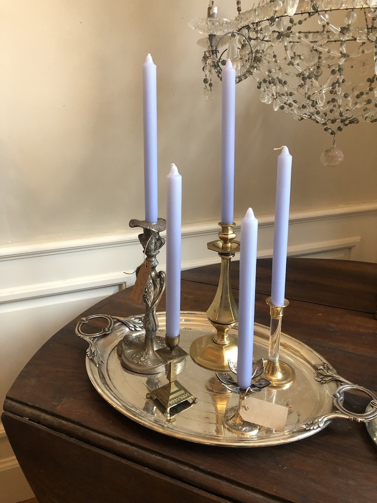 Top quality candle lavender