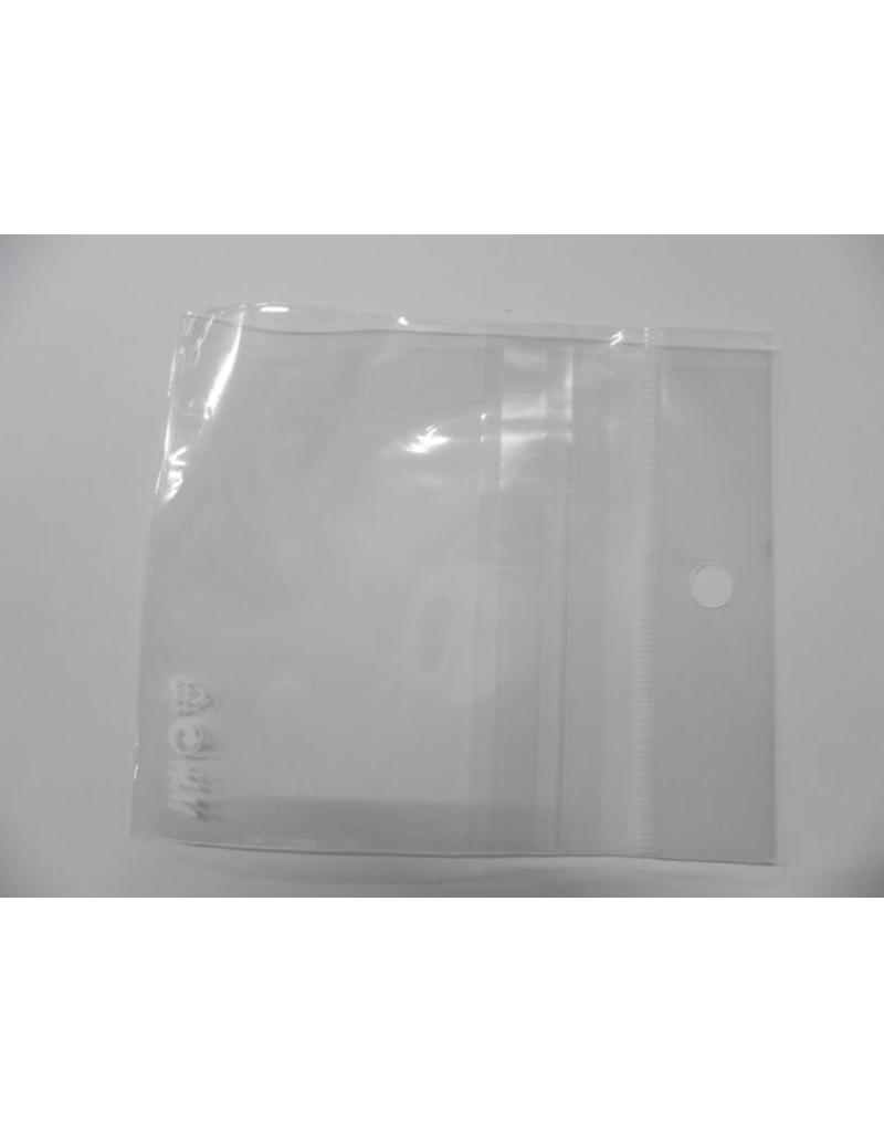 Cosmetica zakjes (maat 9,5 x 11 cm)