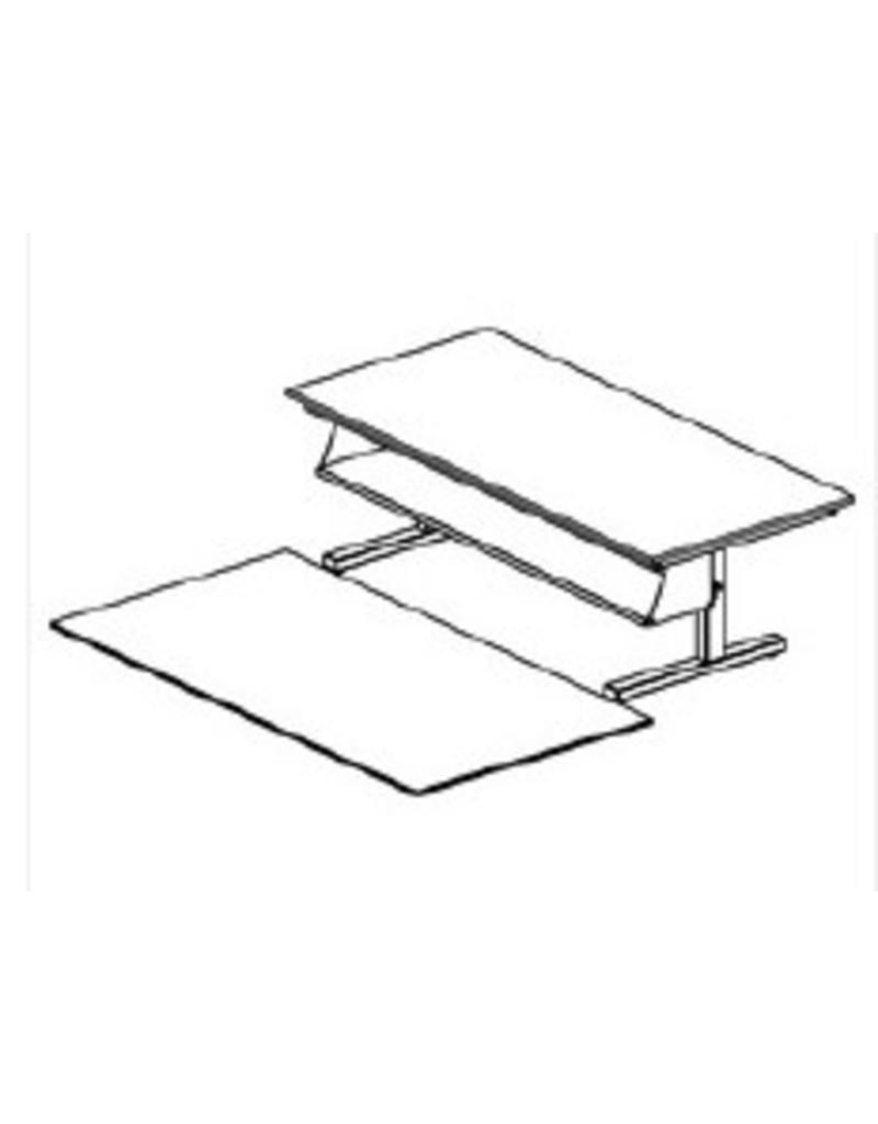 TABLE WITH LIFT,INCL.FLOORMAT (View)