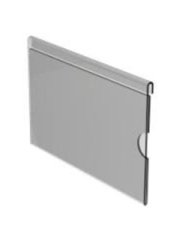 Store Development ACRYLIC A5 TO PRICESIGN HOLDER FRONT ARMS,LETTER