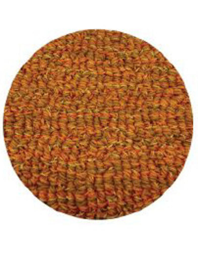 CARPET,LOOPS,YELLOW,DIA2500