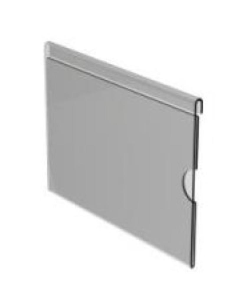 Store Development ACRYLIC A5 TO PRICESIGN HOLDER FRONT ARMS