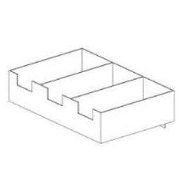 Store Development ACRYLIC,ACCESSORY BOX FOR SHELF
