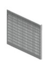 PERF.BOARD FOR CASH PROTECTOR,WHITE