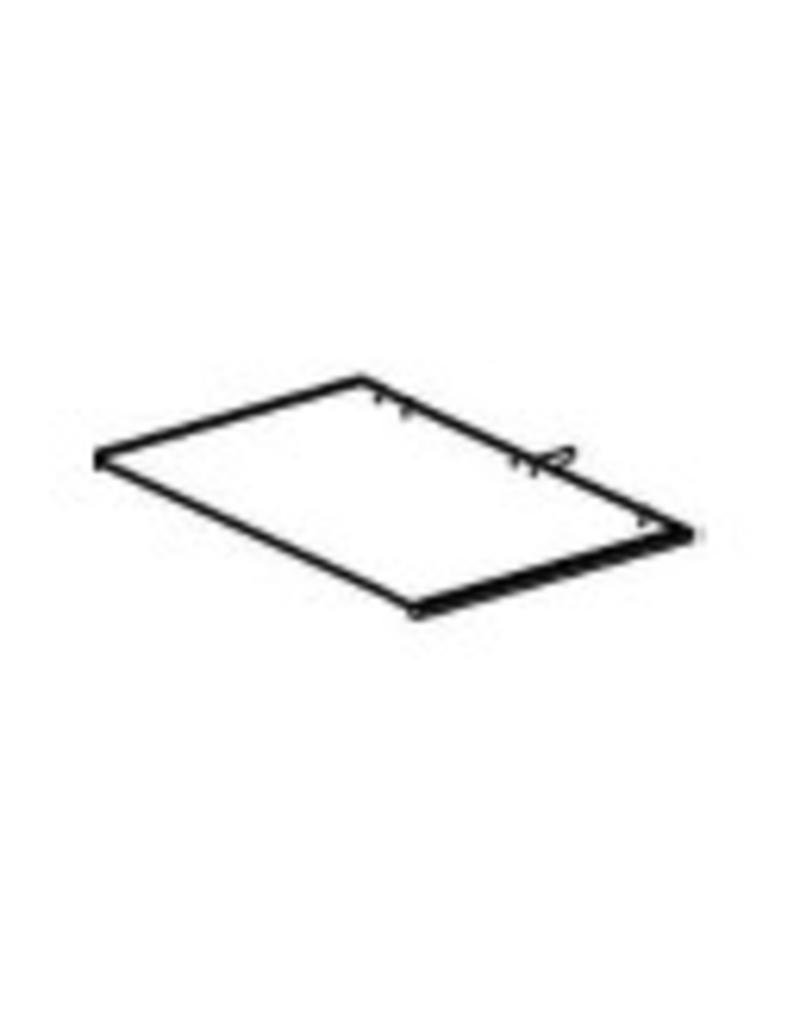 Store Development SHELF,CC32,GLASS,NARROW