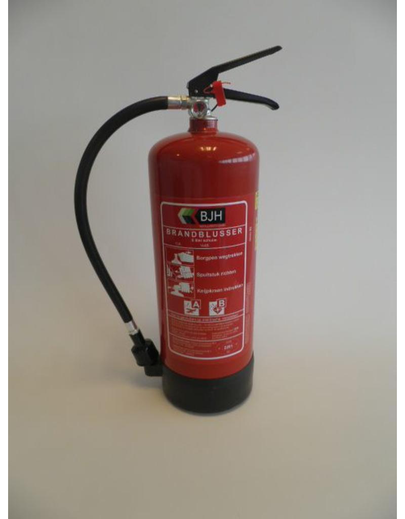 Brandblusser schuim 6 liter