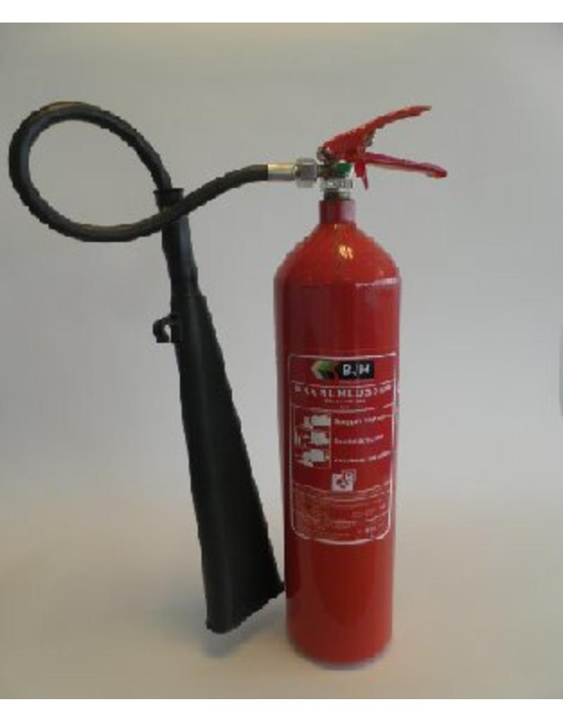 Brandblusser kooldioxide 5 kg