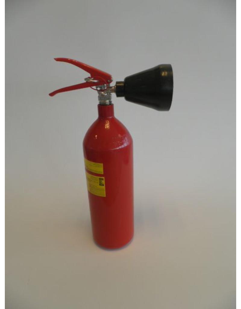 Brandblusser CO2 2 kg