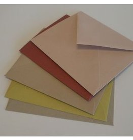 Gift Card Enveloppen