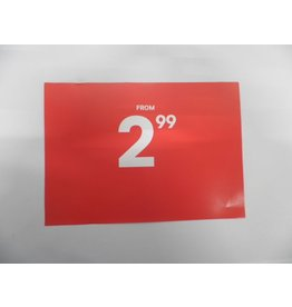 A5 Picturesign Saleprijs 2,99  21x14.8cm