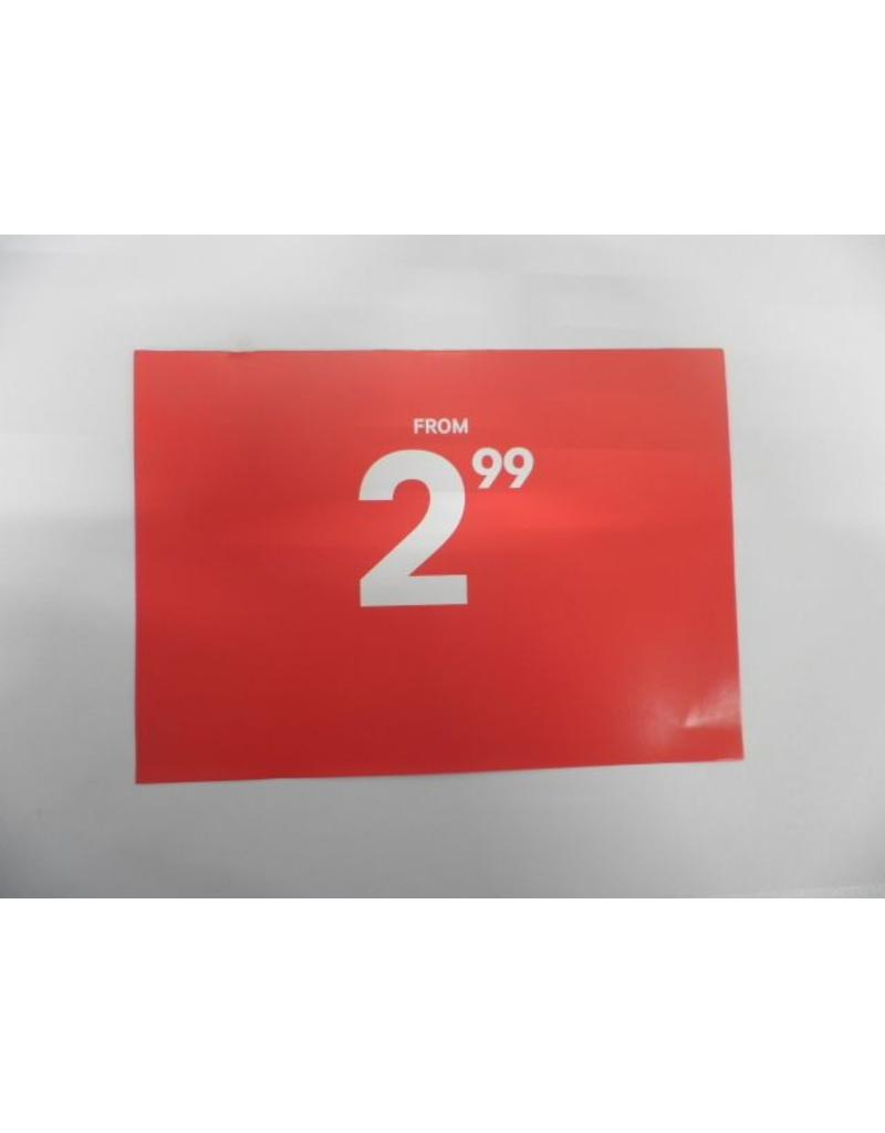 A5 Picturesign Saleprijs 2,99  21x14.8cm