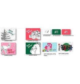 Holiday giftcard