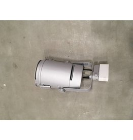Store Development Spot Tube mini grey 35 watt