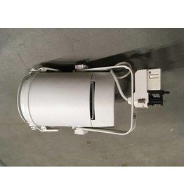 Store Development Spot Tube mini white  35 watt, white front
