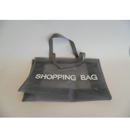 SHOPPINGBAG GREY